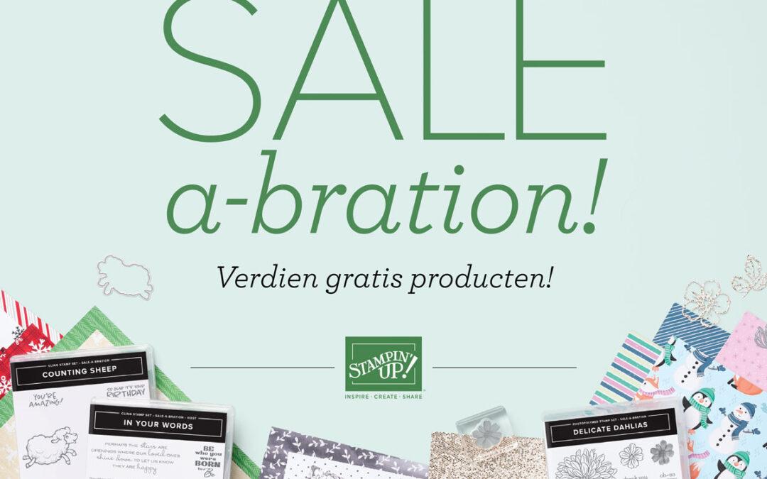 2021 Sale-A-Bration voordelen