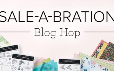 Touch Of Ink – Sale-A-Bration Bloghop