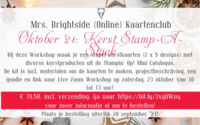 Kerst Stamp-A-Stack – Mrs. Brightside Online Kaartenclub