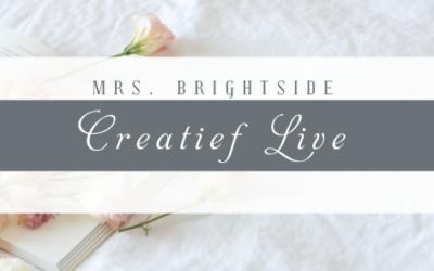 Bijzondere Zonnebloemen – Creatief Live Registratie