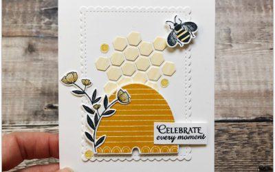 Honey Bee – Feel Good Stampin'