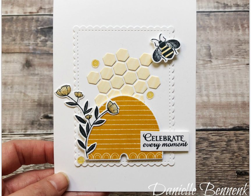 Honey Bee – Feel Good Stampin'