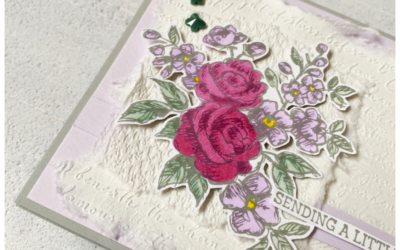 Embossing With A Twist – Creating Kindness