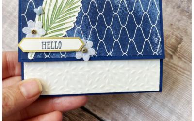 Mini Brag Book – Feel Good Bloghop