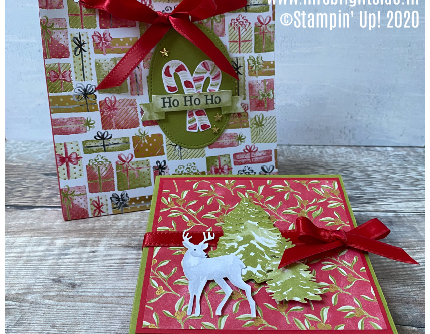 Most Wonderful Time – Stamping Sunday