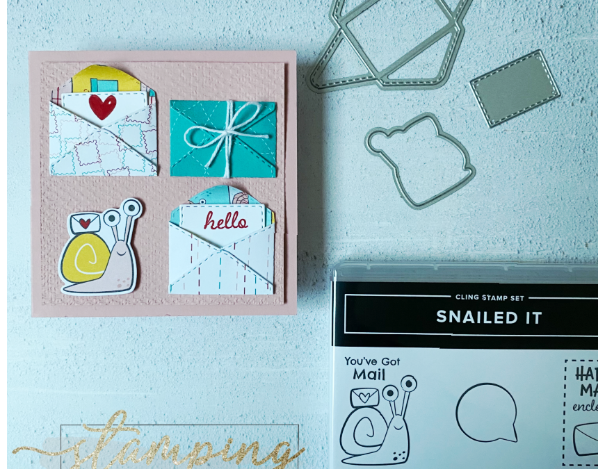 Snail Mail – Stamping Society