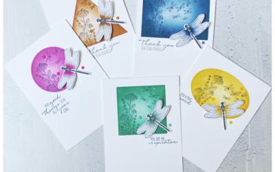 Blending Brushes – Stempel, Inkt & Papier