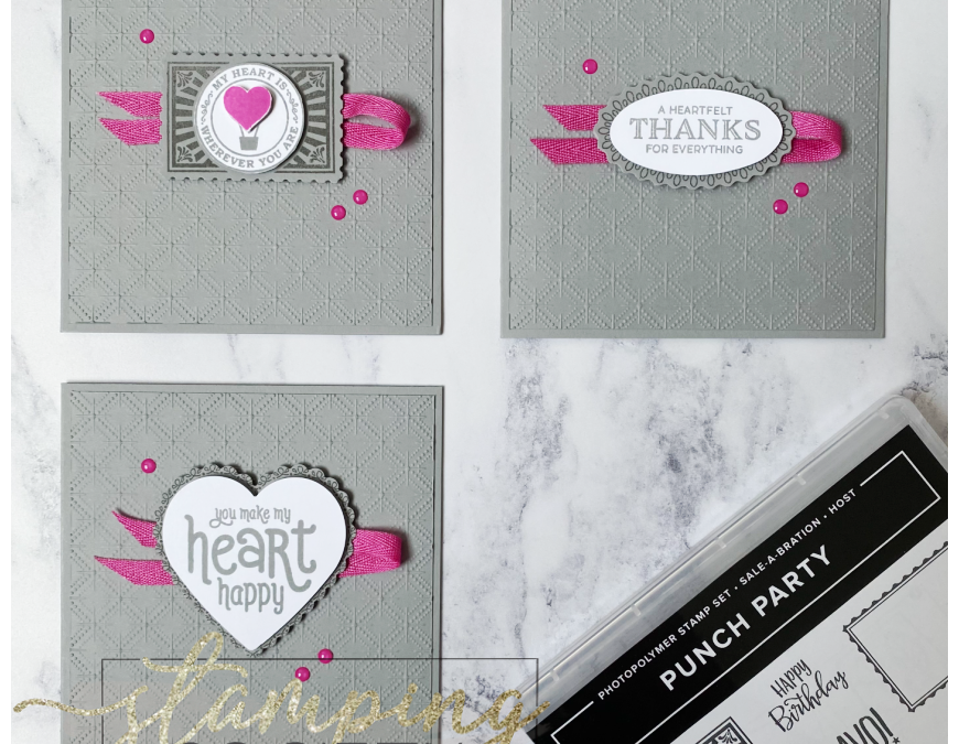 Punch Party – Stamping Society