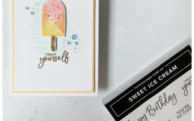 Sweet Ice Cream – Snelle Kaartclip!