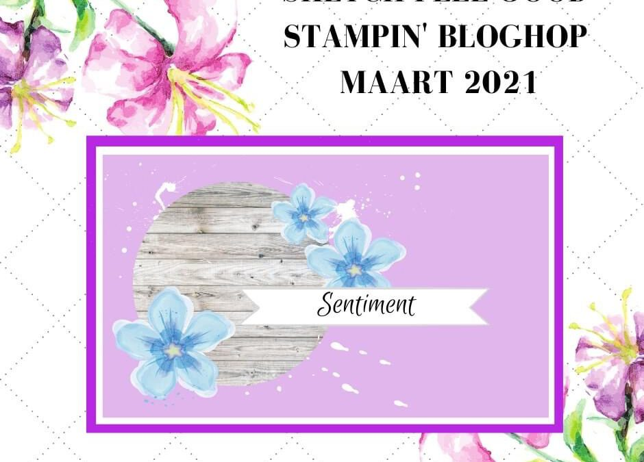 Moving Along – Feel Good Bloghop