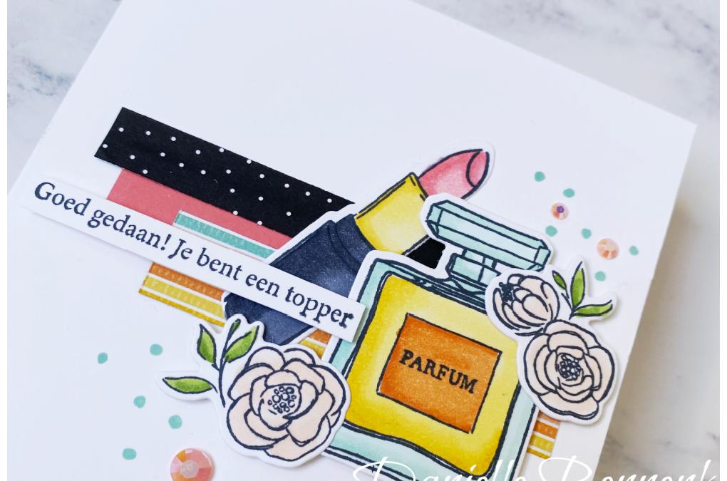 Dressed To Impress – Stempel, Inkt & Papier