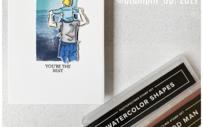 A Good Man – Stampin' Creative Bloghop