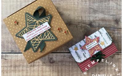 Tidings of Christmas – Stempel, Inkt & Papier