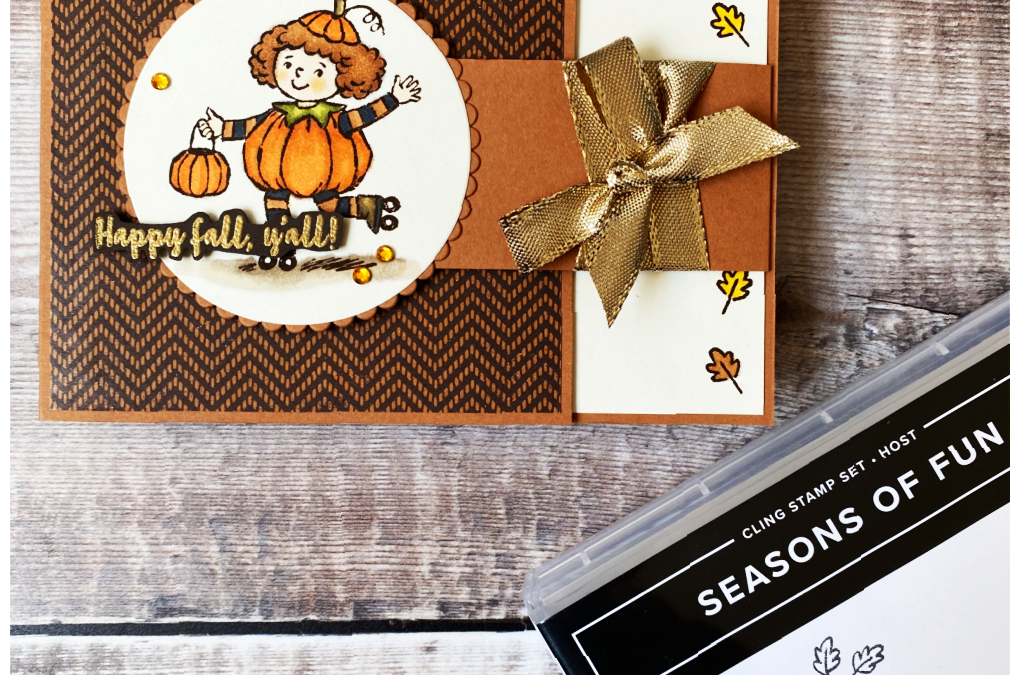 Seasons Of Fun – Creatieve Harten Bloghop