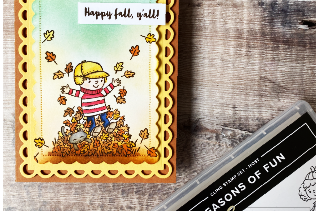 Autumn – Stamping Society