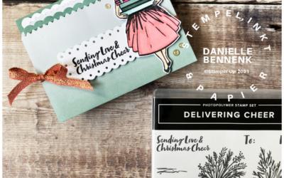 Ombre Gift Bag – Stempel, Inkt & Papier