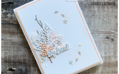 Gorgeous Leaves – Stamping Society