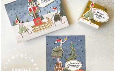 Christmas Whimsy – Stempel, Inkt & Papier
