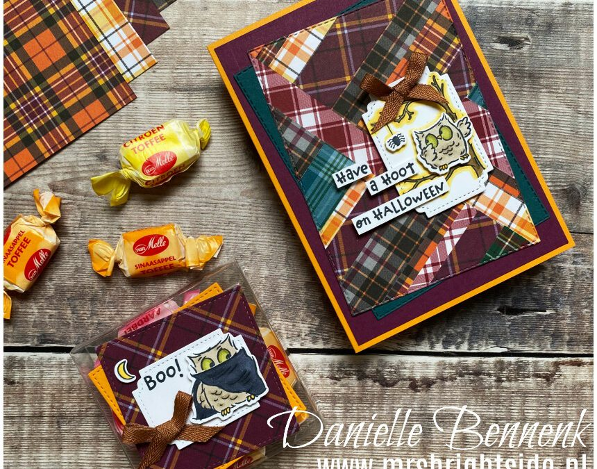Plaid Tidings – Stamping Sunday