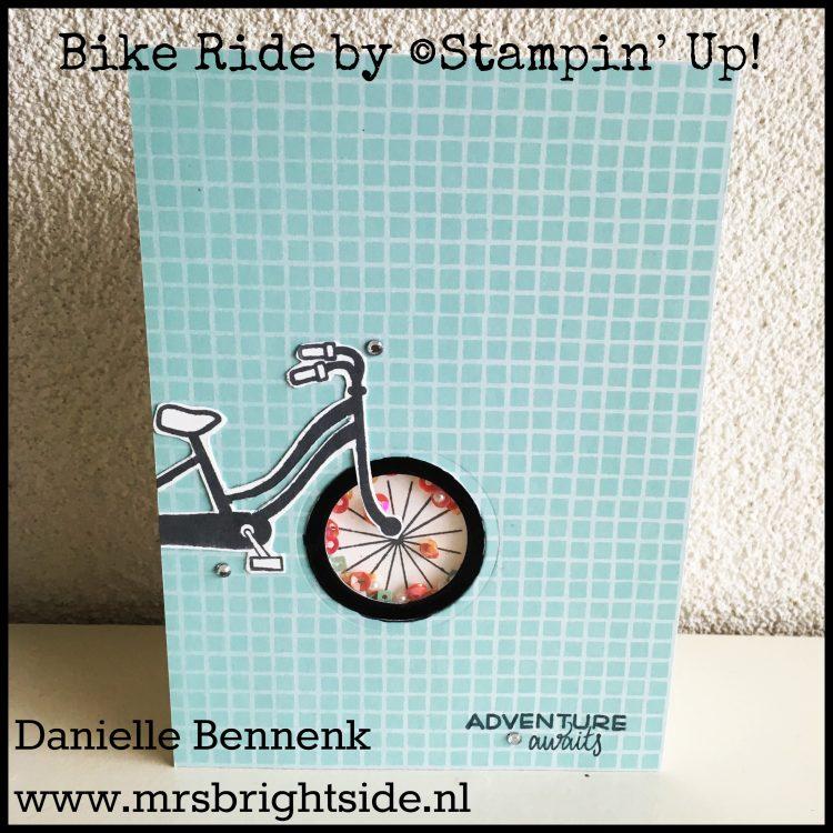 Shaker kaart / Shaker card.