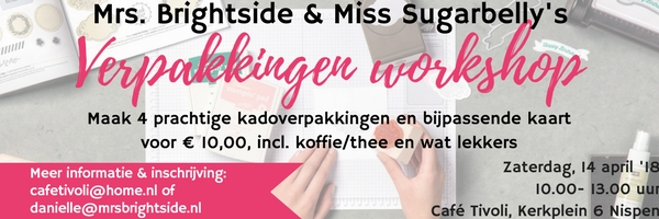 Kadoverpakkingen Thema Workshop