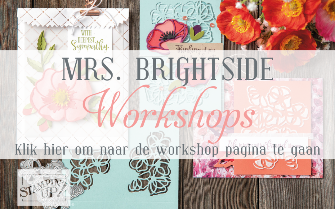 Brievenbus Workshop Mrs. Brightside April '20