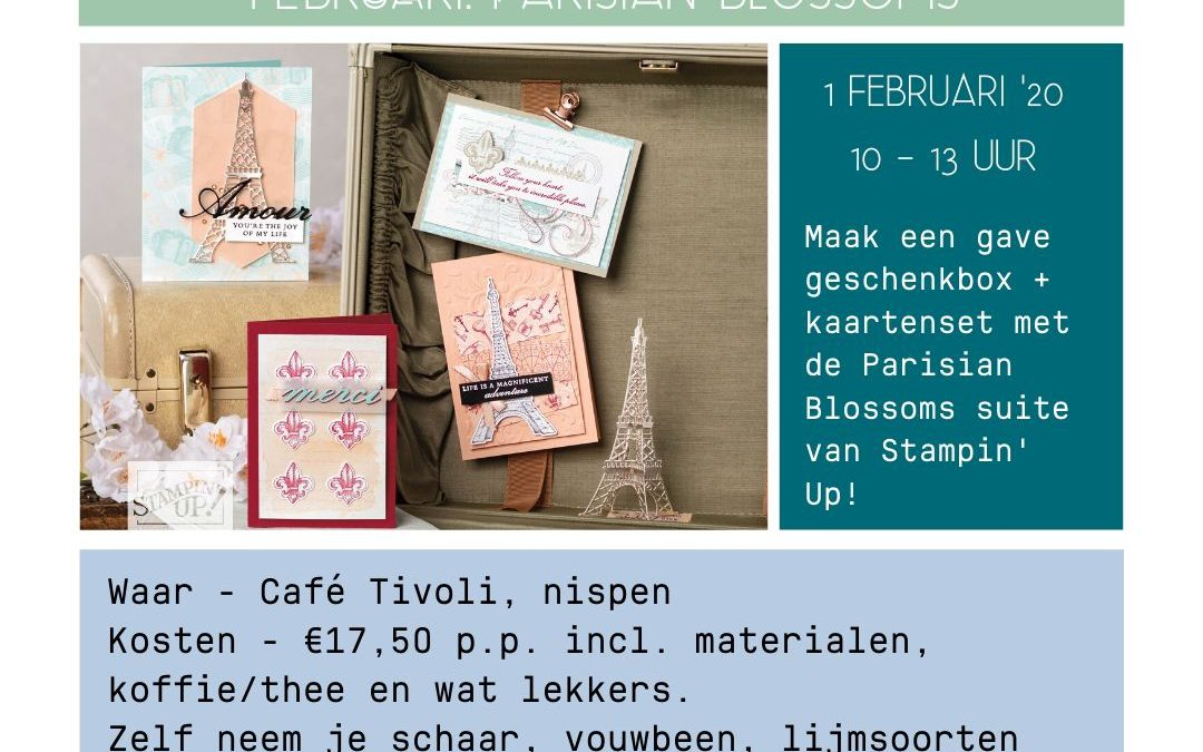 Workshop Agenda Nispen